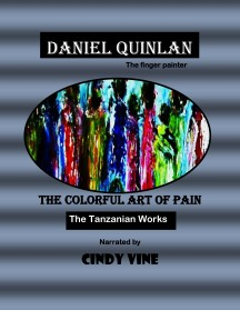 The Colorful Art of Pain cover