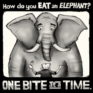 eatanelephant